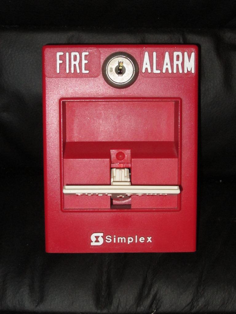 FAZone - Fire Alarms - Fire Alarm Collection - Simplex ...