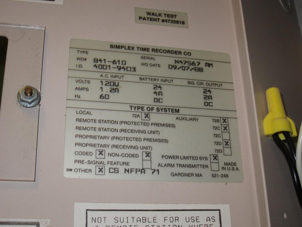 fazone fire alarms fire alarm collection simplex 4001 info rh fazone net simplex 4001 fire alarm panel manual Simplex 4002