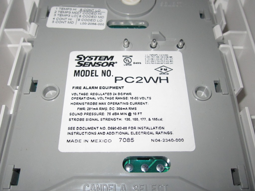 System_Sensor_PC2WH_Label